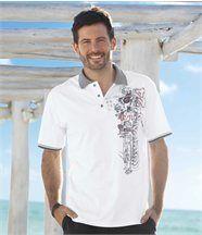 Polo-Shirt Atlantic Club