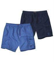 Set van 2 shorts 'Beach Sport'