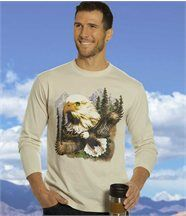 Tee-Shirt Jersey Sérigraphie Forest
