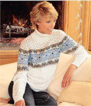 Pullover im Tunikastil mit Schalkragen