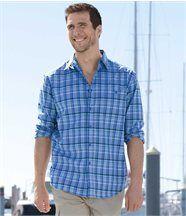 Overhemd 'Oceaan'