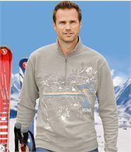 Moltonsweater 'Westmount'