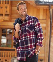 Chemise Flanelle Winter Valley