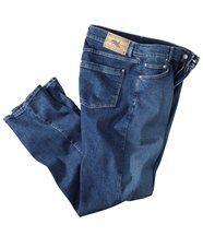 Jeans Stretch Bleu