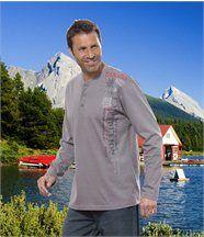 T-shirt met lange mouwen