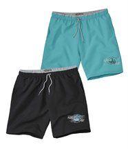 2er-Pack Shorts Hawaii Team