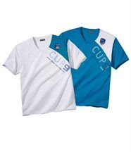 2er-Pack T-Shirts Cup 9
