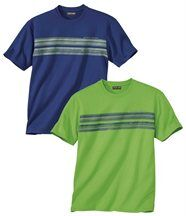 Lot de 2 Tee-shirts Sportswear