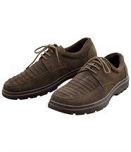 Homme - Chaussures Tressées à Lacets