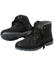 Gefütterte Trekking-Schuhe