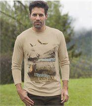 Tee-shirt Wild Nature