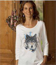 Tunique Loup