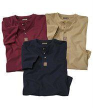 Set van 3 T-shirts Western Free