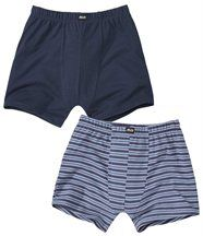 Lot de 2 Shortys Top Confort