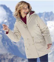 Parka High Protection aus Microtech-Faser