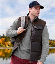 Bodywarmer 'Canadian Way'