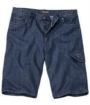 Bermuda Jeans Authentic Stretch