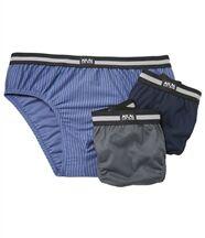 Set van 3 comfortabele onderbroeken