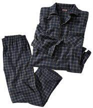 Pyjama Flanelle à Carreaux