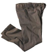 Jeans Stretch Brown