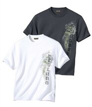Set van 2 'Best Summer' T-shirts