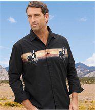 Overhemd 'Rodeo Fame'