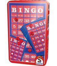 Schmidt -  - jeu de société - bingo