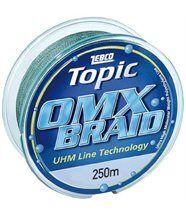 Zebco topic omx  fil à pêche multicolore 0,20 ...