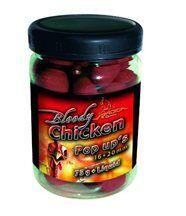 Quantum radical pop up bloody chicken bouillet...
