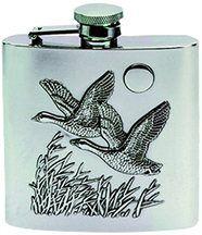 Flasque motif canard a l\'envol made in chass...
