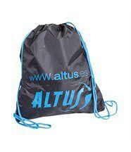 Altus sac de sport-noir/bleu, one size