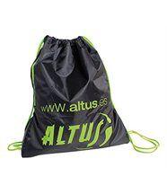 Altus sac de sport-noir/vert, taille unique