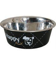 Gamelle chien Happy noire