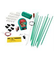 Kit clôture animaux domestiques avec electrificateur Compact Power N700