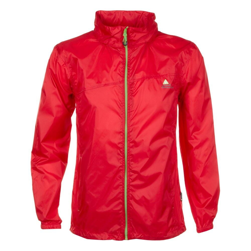 Peak Mountain   Coupe vent homme CARAIN   rouge