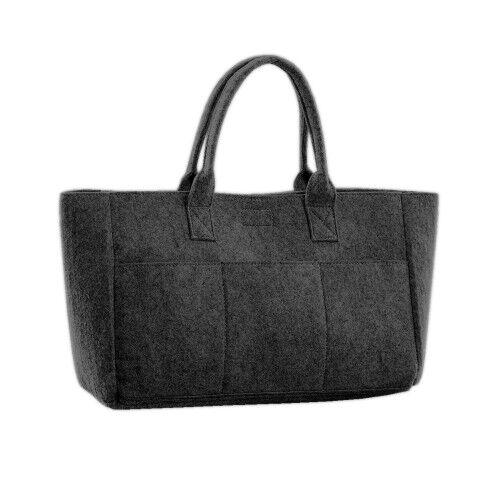 Bags - Sac De Courses À Poches (Gris foncé) - UTBC3984