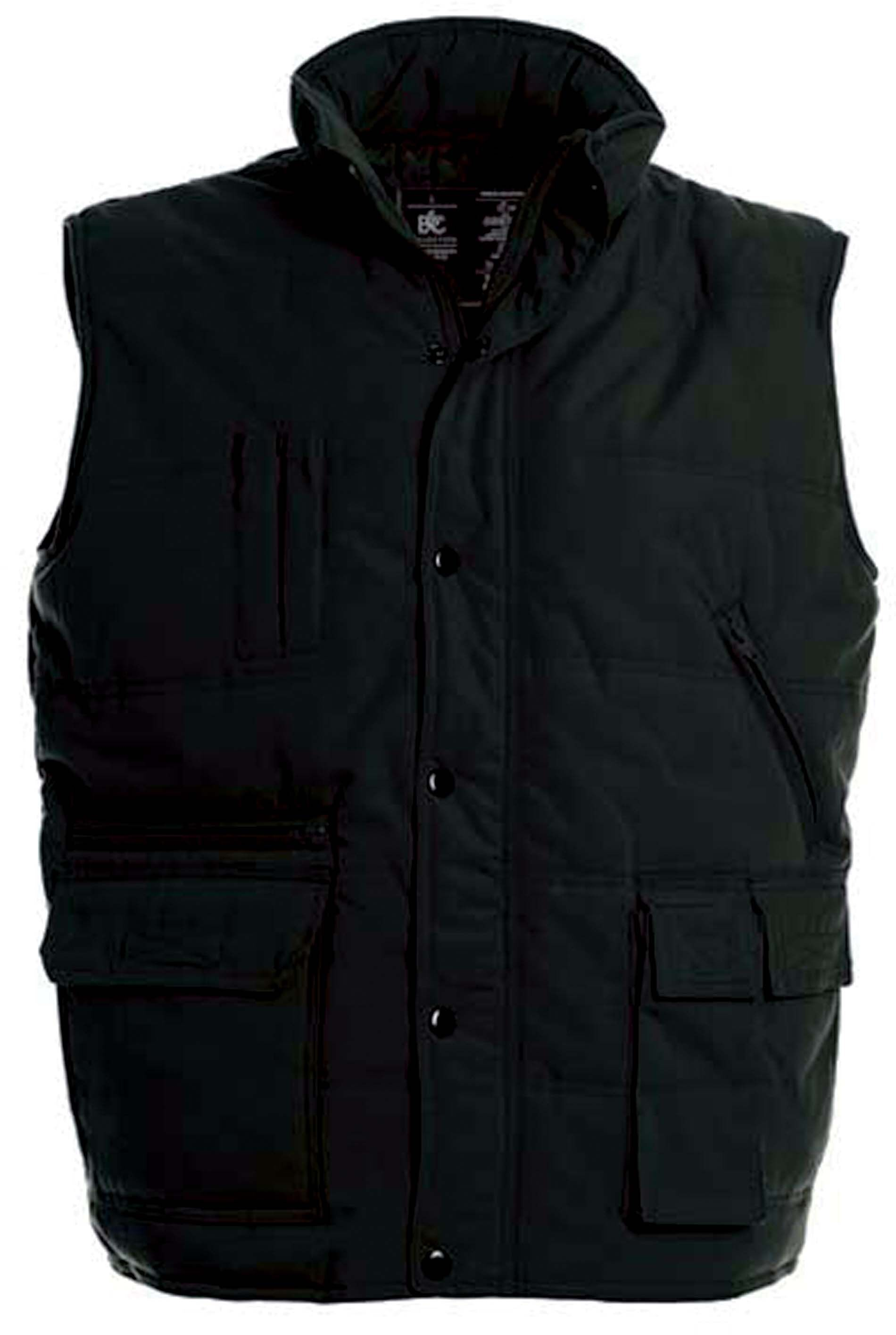 BODYWARMER EXPLORER Black