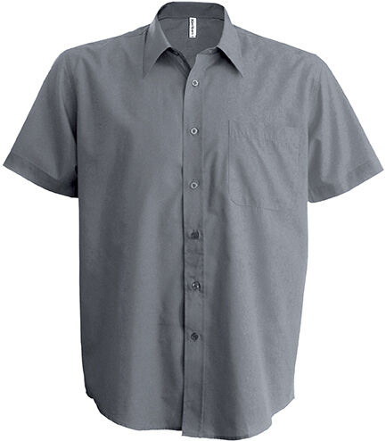 Chemise manches courtes ACE Silver