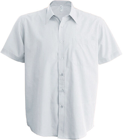 Chemise manches courtes ACE White