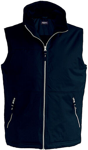 MESSENGER > BODYWARMER Navy