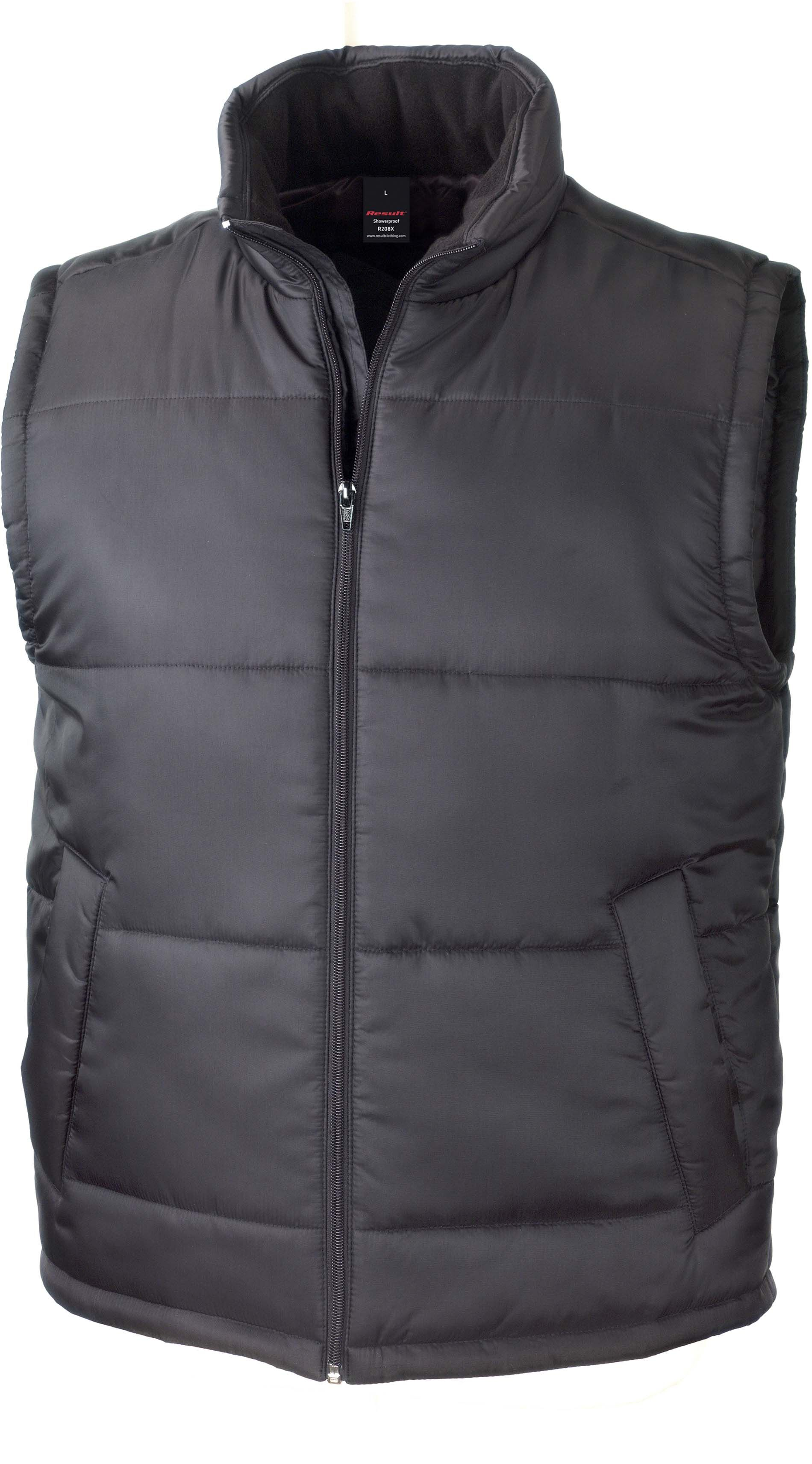 BODYWARMER CORE Black