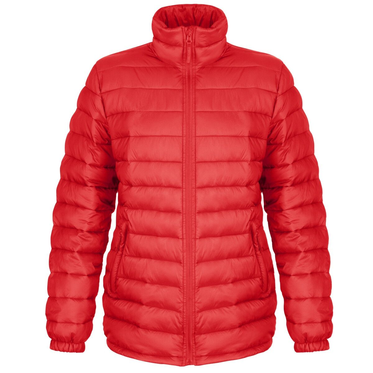 Result Ice Bird - Manteau Coupe-Vent Hydrofuge - Femme (Rouge) - UTBC2047