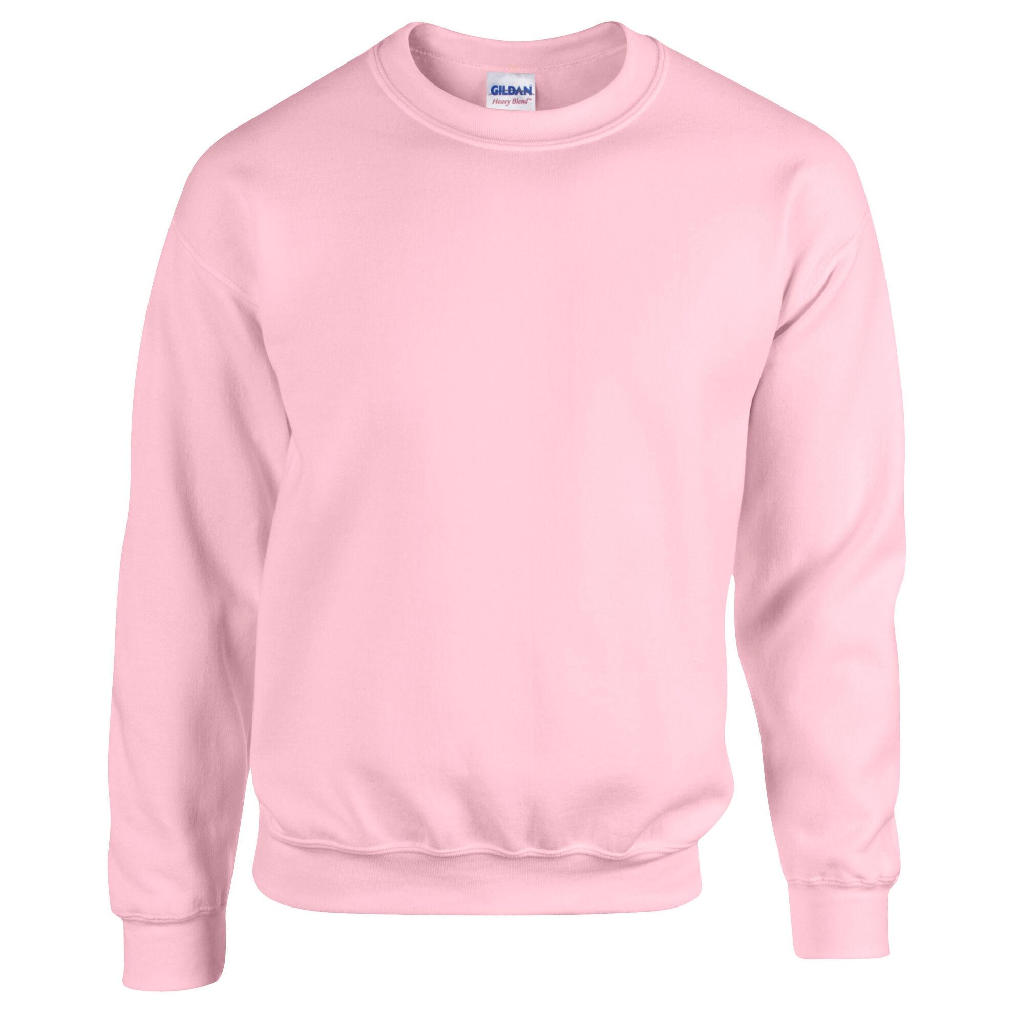 Gildan - Sweatshirt - Adulte Unisexe (Gris sport) - UTBC463