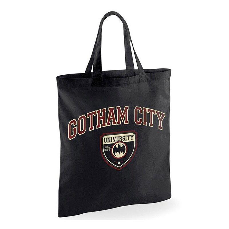 Batman -Tote Gotham University (Noir) - UTCI1049