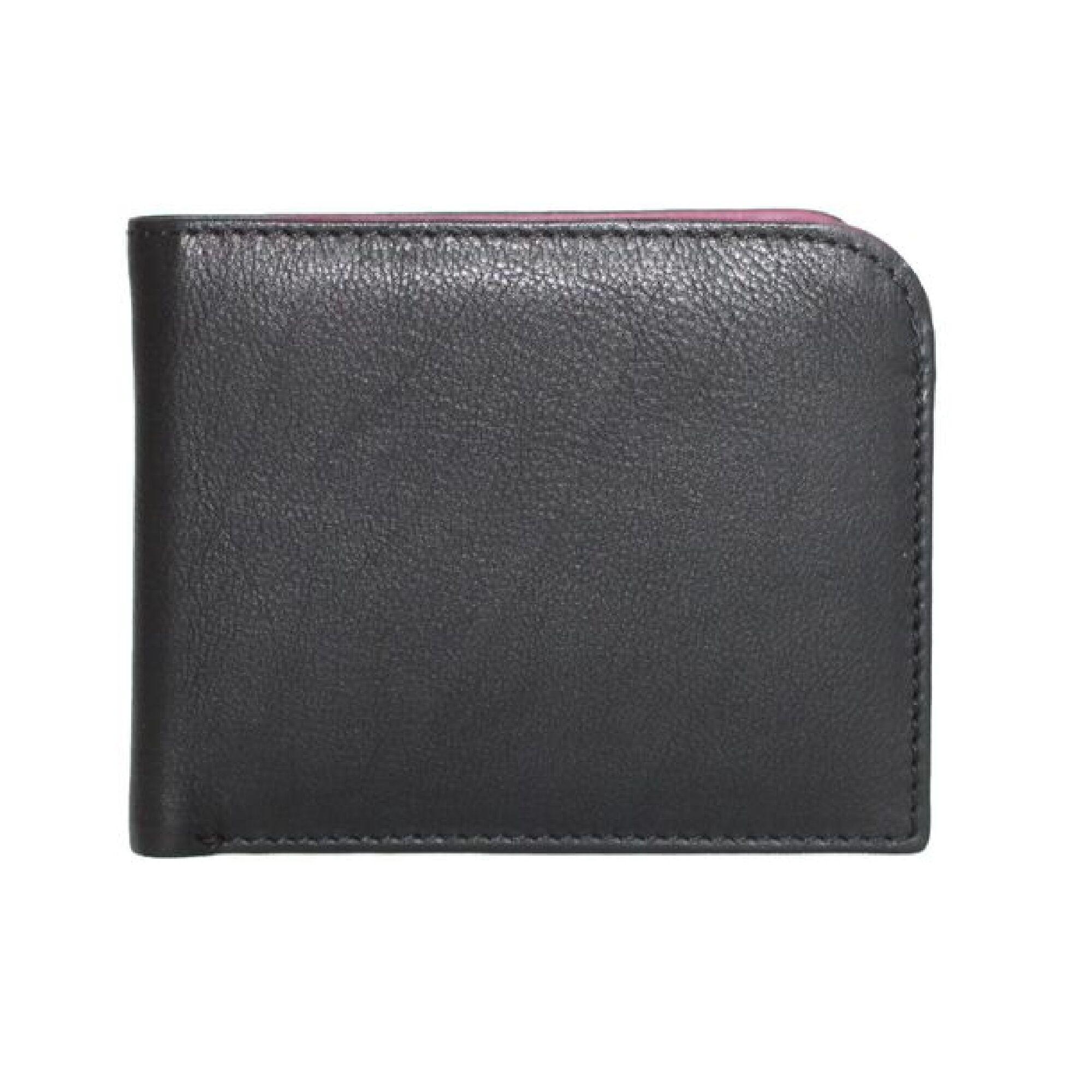 Eastern Counties Leather - Portefeuille Arlen En Cuir - Homme (Noir/ Bordeaux) - UTEL111