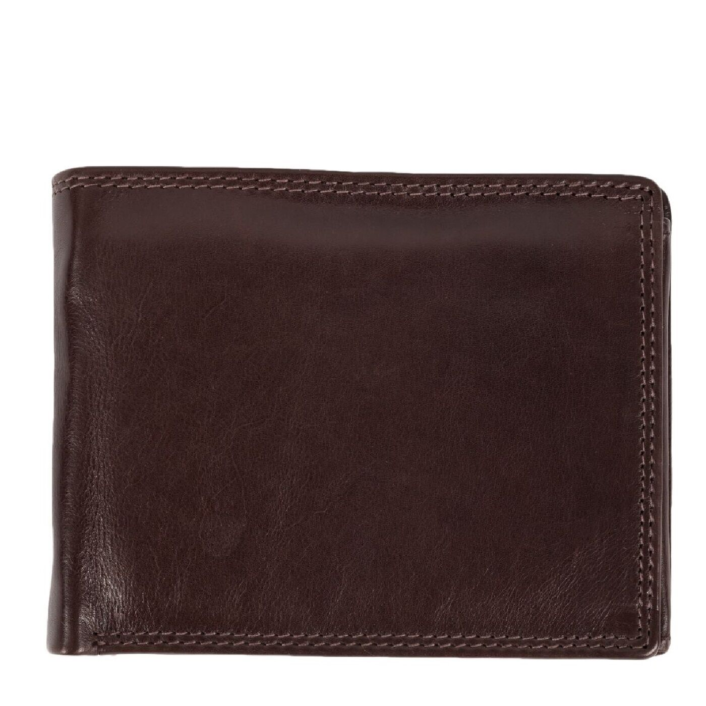 Eastern Counties Leather - Portefeuille Pliant Sam - Homme (Marron) - UTEL267