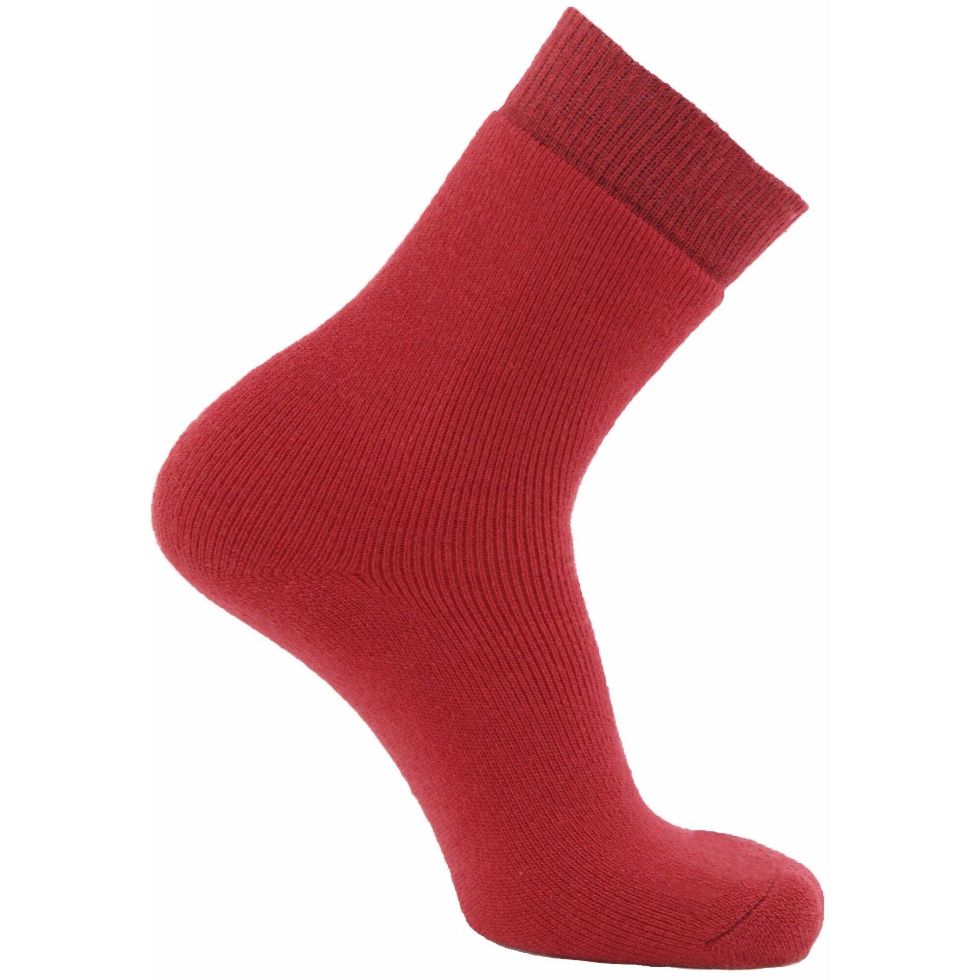 Horizon - Chaussettes - Adulte Unisexe (Rouge) - UTHZ263