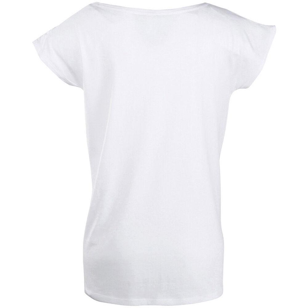 Sols Marylin - T-Shirt Long À Manches Courtes - Femme (Blanc) - UTPC297