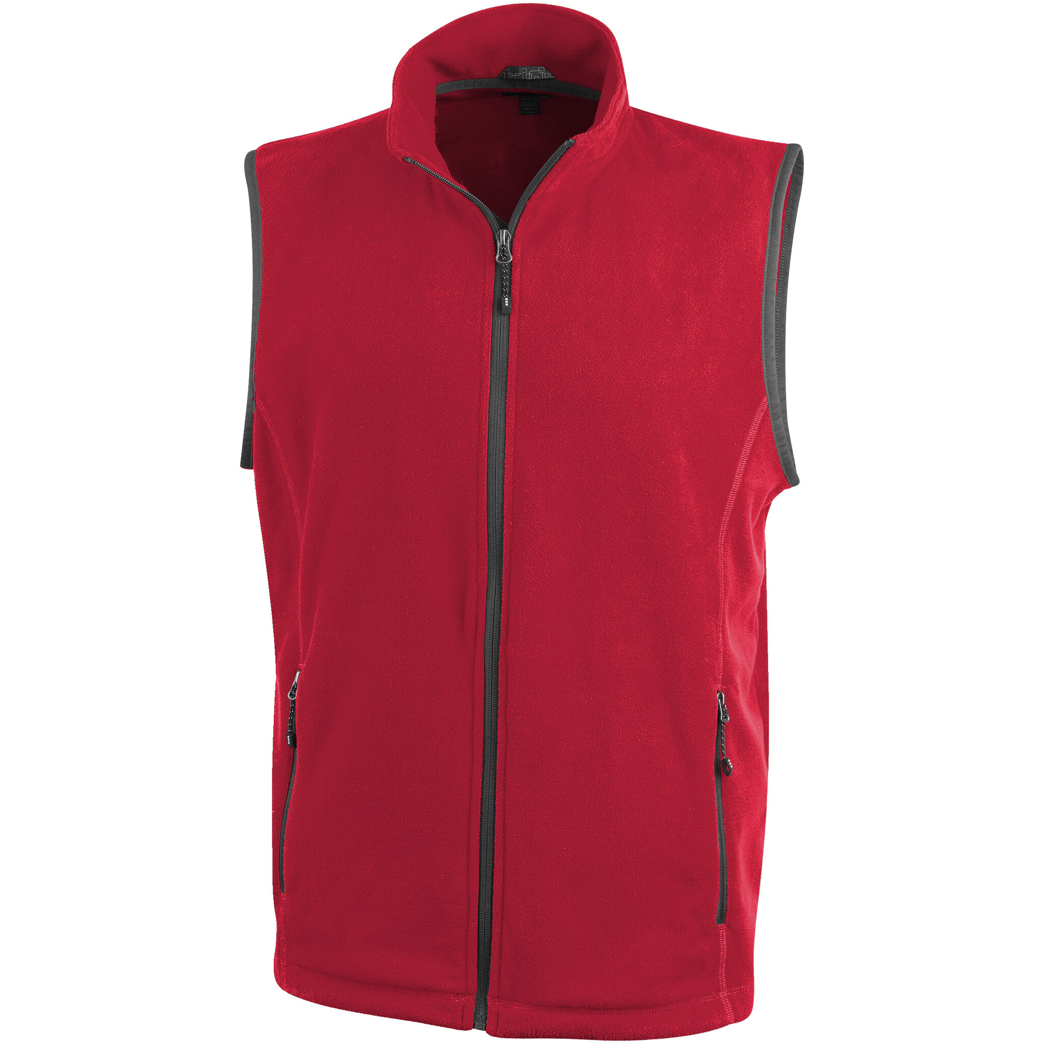 Elevate Body Tyndall Micro Fleece Pour Homme (Rouge) - UTPF1936