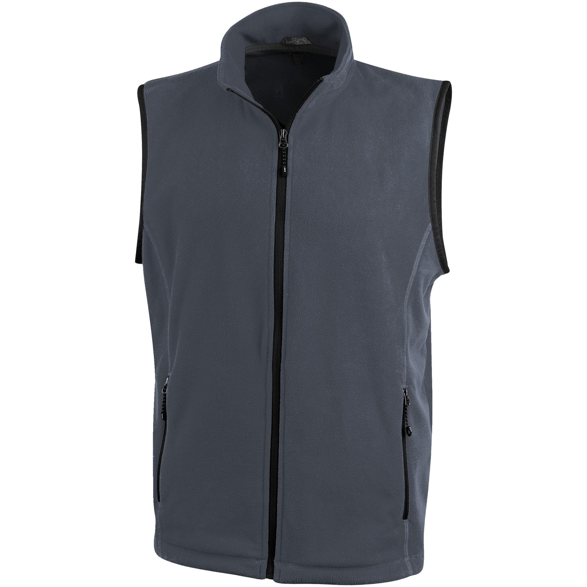 Elevate Body Tyndall Micro Fleece Pour Homme (Gris tempête) - UTPF1936